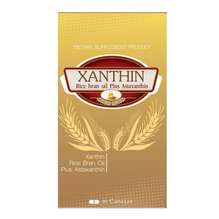 อาหารเสริมบำรุงสุขภาพ Xanthin