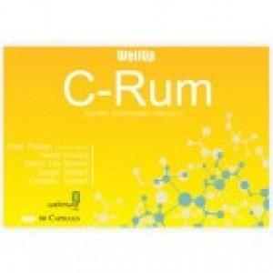 ผลิตภัณฑ์อาหารเสริม บำรุงสุขภาพ C-Rum Beta Glucan - ซี-รัม เบต้า กลูแคน