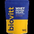 Biovitt Whey Protien Isolate - ไบโอวิต เวย์โปรตีน ไอโซเลท สูตร กระชับกล้ามเนื้อ ไม่มีน้ำตาล ไม่อ้วน 224 กรัม