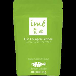 Ime Collagen Coconut Flavor (100 g) - ไอเม่ คอลลาเจน กลิ่นมะพร้าว 100 กรัม