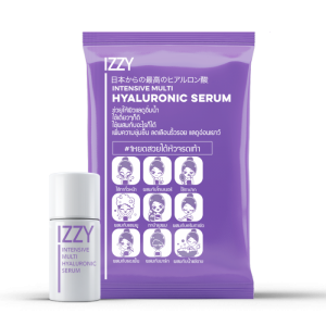 IZZY Hyaluronic Serum - อิซซี่ เซรั่มไฮยาลูรอนนิค (10 ml)