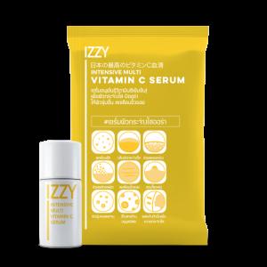 IZZY Vitamin C Serum - อิซซี่ เซรั่มวิตามินซี (10 ml)