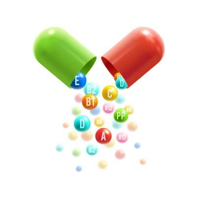 ส่วนประกอบ ผลิตภัณฑ์วิตามิน(Vitamin)