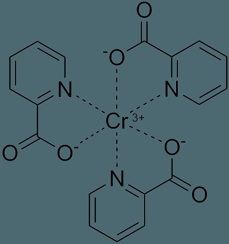 Chromium Picolinate (โครเมียม พิโคลิเนต)