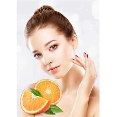 สูตรผลิตภัณฑ์อาหารเสริม คอลเลซ กลิ่น ดอกส้มผง (COLLEZ ORANGE BLOSSOM FLAVOUR POWDER)