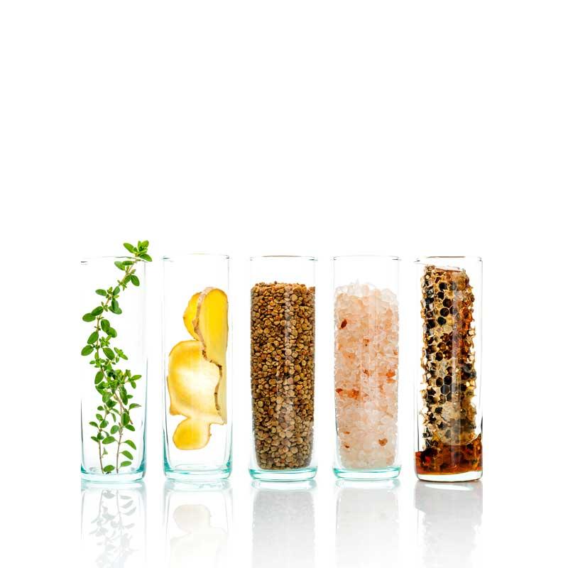 ส่วนประกอบ ผลิตภัณฑ์เสริมอาหาร