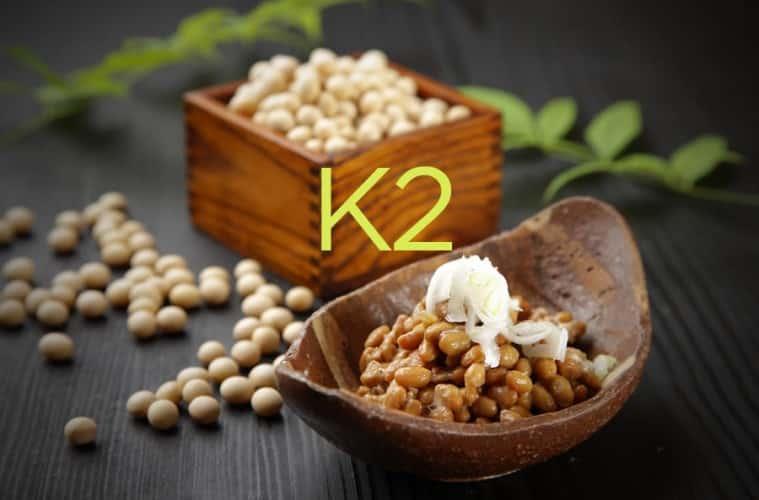 Vitamin K2 ( menaquinone )